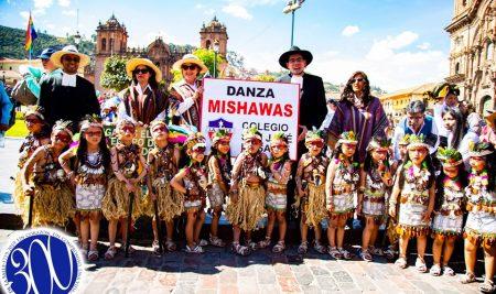 1er Lugar en el Concurso de danzas folklóricas del Cusco